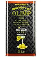 Масло оливковое Olimp Olive Extra Virgin oil ж/б, 5л
