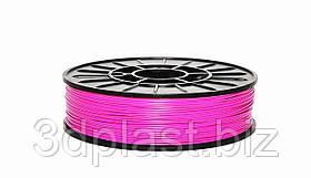 Інженерний ABS-пластик для 3D-принтера, 1.75 мм, 0,75 кг пурпурний
