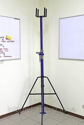 Стойка опалубки перекрытий 1.05 - 1.65 (м) Стандарт, фото 2