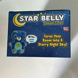 Мягкая игрушка ночник-проектор Star Bellу Dream Lites Puppy, фото 7