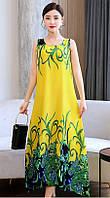 Сукня сарафан довгий C2681-5XL, фото 1