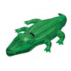 Надувний пліт Intex 58546, Крокодил, 168х86см, фото 3