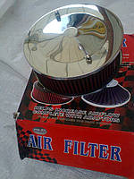 Фильтр нулевого сопротивления круглый для карб. двс