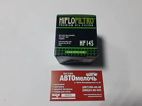 Фильтр масляний мото (Drag star 400,650) Hilfo HF145