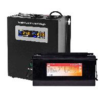 Комплект резервного питания Logicpower W2500 + литеевая (LifePo4) батарея 90 Ah