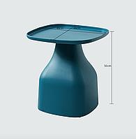 Кофейный столик ERVIN зеленый 02 480 Х 480 X 500H