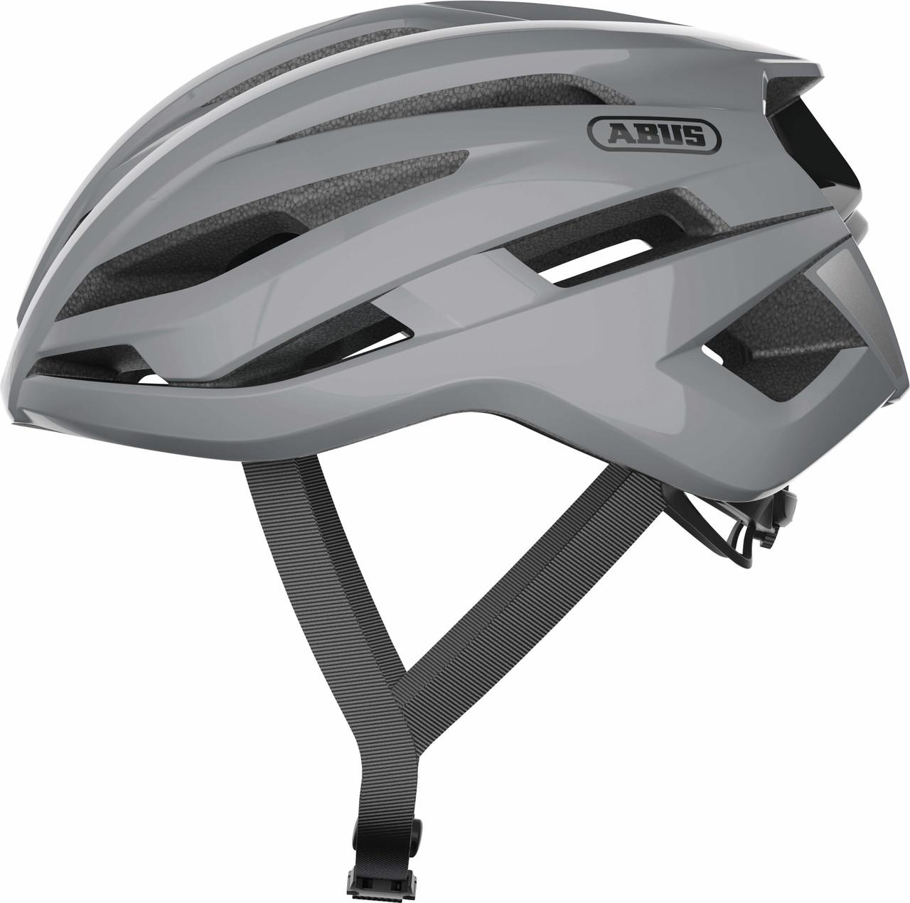 Шолом велосипедний ABUS StormChaser L 59-61 Race Grey