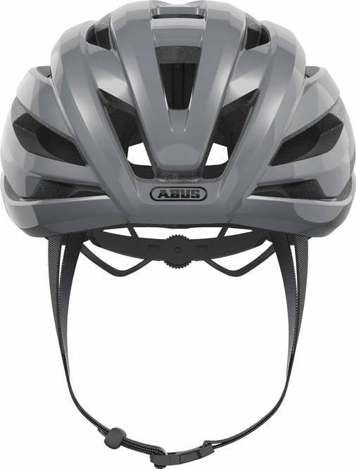 Шолом велосипедний ABUS StormChaser L 59-61 Race Grey, фото 2