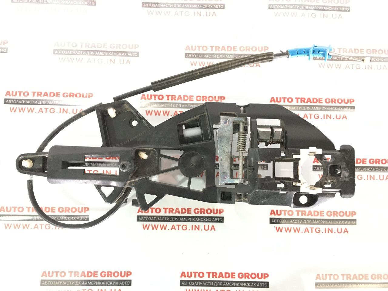 Механизм ручки двери передней левой Cadillac ATS 13-  13509613