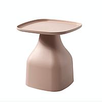 Кофейный столик ERVIN розовый 480 Х 480 X 500H