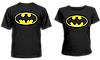 """Парные футболки """"Batman & BADgirl"""""""