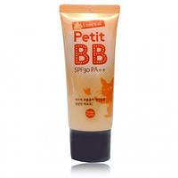 ББ крем тональный с морским коллагеном и икрой - Holika Holika Essential Petit Bb (Ad) - 20013811