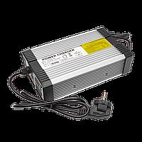 Зарядний пристрій для акумулятора LiFePO4 48V (58.4 V)-8A-384W, фото 1