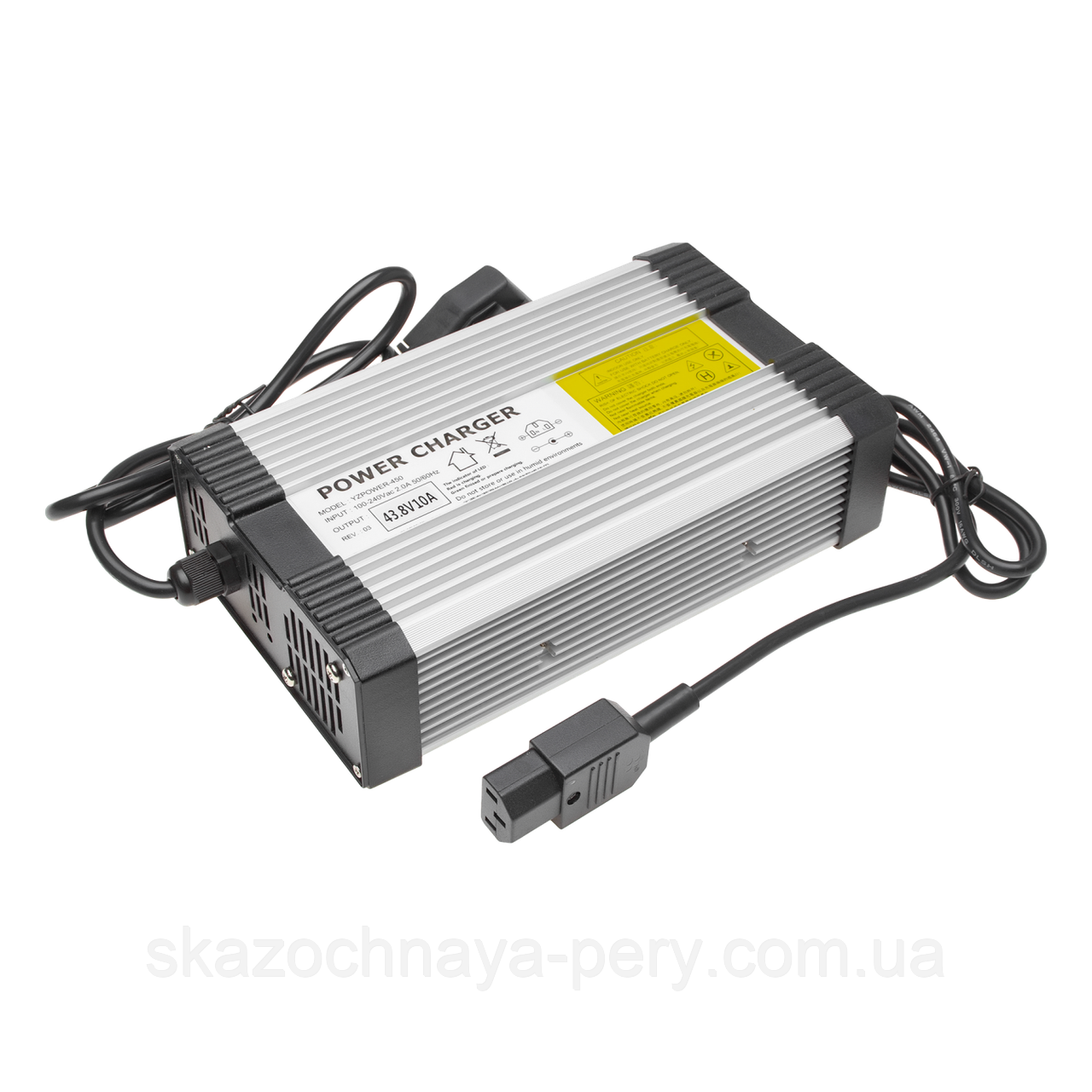 Зарядное устройство для аккумуляторов LiFePO4 36V (43.8V)-10A-360W