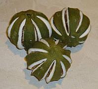 Сушеные апельсины зеленые целые мал1 шт