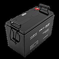 Аккумулятор кислотный AGM LogicPower LPM 12 - 100 AH, фото 1