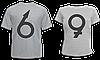 """Парные футболки """" 69 """""""