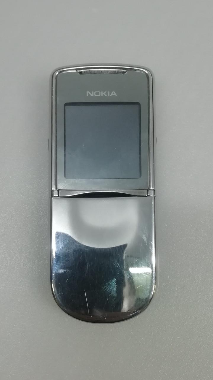 Мобильный телефон Nokia 8800D Sirocco Edition D металлик