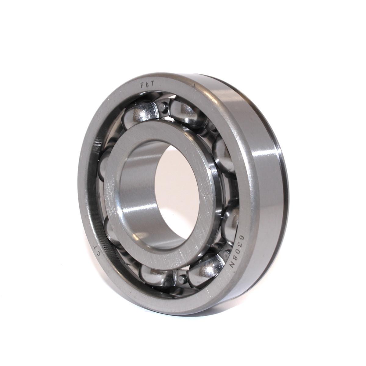 Підшипник 6015 (ГОСТ: 115) FLT (Польща), 75х115х20 мм, кульковий радіальний однорядний без ущільнень