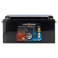 Аккумулятор LP LiFePO4 BYD 24V - 60 Ah (BMS 60А) пластик