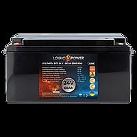Акумулятор LP LiFePO4 BYD 24V - 60 Ah (BMS 60А) пластик