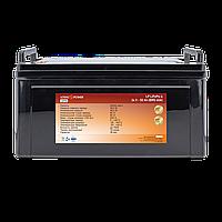 Аккумулятор LP LiFePO4 24 V - 50 Ah (BMS 60A) пластик
