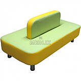 Детский диван Kids от производителя НУШ. детская мягкая мебель. Диваны для детей, фото 3