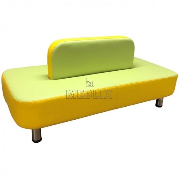 Детский диван Kids от производителя НУШ. детская мягкая мебель. Диваны для детей