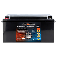 Акумулятор LP LiFePO4 BYD 24V - 60 Ah (BMS 80А) пластик