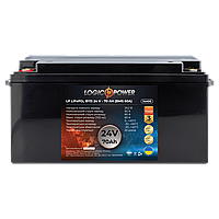 Акумулятор LP LiFePO4 BYD 24V - 70 Ah (BMS 60А) пластик