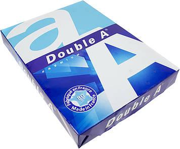 "Папір для ксер. A3 ""Double A"" 80г/м2 A (500арк)(5)(300)"