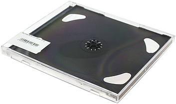 Футляр для CD Jewel 2штCD