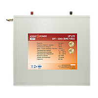 Акумулятор LP LTO 48V - 40Ah (BMS 100A) метал