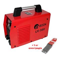 Сварочный инвертор Edon LV-300 + 1кг электродов