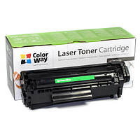Лазерный картридж ColorWay FX-10, Цвет: Black (CW-CFX10M) Совместимость: Canon MF 4018/4120/4140/4150/4270 / 4
