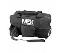 MEX Nutrition Gym Sports Bag (black)