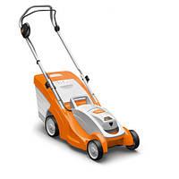 RMA 339 SET Легка акумуляторна газонокосарка для газонів середньої площі(C акб і зарядним пристроєм)