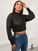 Куртка жіноча коротка 81773