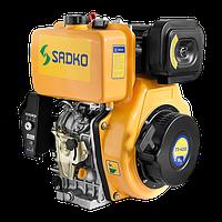 Двигатель дизельный Sadko DE-420ME под шлиц