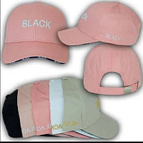 Стильные детские кепки для девочек Back! ! 54-55 р