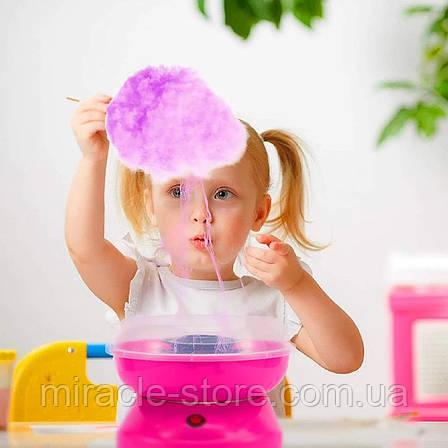 Аппарат для приготовления сладкой ваты Cotton Candy Maker, фото 2