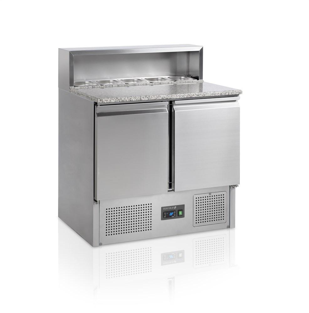 Стіл холодильний для піци TEFCOLD PT920-I