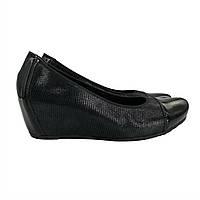 Туфлі Rieker 36(р) Чорний Нубук 0-1-1-L-4764-00