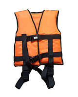 Жилет страховочный LIFEVEST оранжевый 15-30 кг