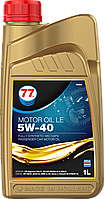 77 MOTOR OIL LE 5W-40 (кан. 1 л)