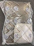 Покривало стьобане 180x210 Стиль Куб IDEIA, фото 2