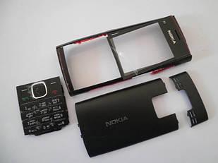 Корпус для Nokia X2-00 черный