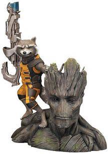 Набор фигурок Legends Infinity Series Rocket Raccoon Guardians of the Galaxy Стражи Галактики 15см GOG 15