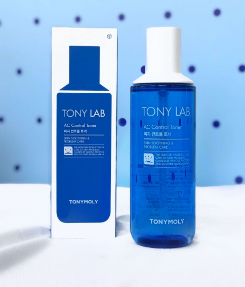 Тонер для проблемной кожи Tony Moly Tony Lab AC Control Toner 180 мл