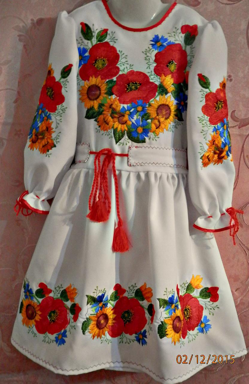 Сукня для дівчинки № 2 н-я